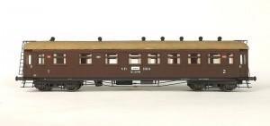 CEi 1. ja 2.luokan päivävaunu 2514 (sähköv.)