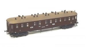 N CEm-makuuvaunu (18,68m)